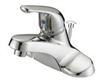Faucet Banner Lavatory 1 Handle Chrome W/Pop Up 501 0