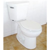 Toilet Import White 1.28Gpf Round front Combo Kit Tag Reads==> J501011/J0001011120 0