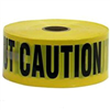 "Caution Tape 3""X1000' Barrier 0"