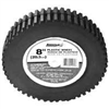 Wheel Plastic Offset Hub 8X1-3/8 Gear Tred 490-322-0002 60Lb 0