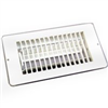 Mobile Home Floor Register White 4X8 V-056Ib 0