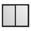 Window Bronze 5 0X3 0 150 1X1 Slider Low E No Screen 0