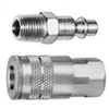 "Air Fitting 1/4"" Coupler & Plug Set  Style ""M"" 13-201 0"