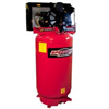 Air Compressor*D*North Amer 51866 5Hp 80 Oil Lubricated, Max Psi 140 0