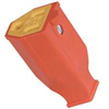 Cord End-Female Orange 15A Ground Sa993O 0
