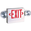 Light Fixture Exit Sign w/ Red/Green Lens Lpx7Dh 70Rwhdh 0