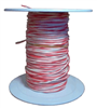 Spool *D* Wire Bell Wire 20/2 Red/White   Lft 0