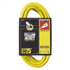 Extension Cord 12/3 Yellow Jacket 25' w/ Lighted Ends 2883 0