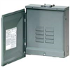125 Amp 8-Space 16-Circuit Main Lug Outdoor Breaker Box BR816L125RP 0