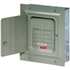 125 Amp 6-Space 12-Circuit Main Lug Indoor Breaker Box BR612L125FDP 0