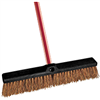 "Broom-Push w/ Handle 18"" Palmyra Outdoor Use 00541 0"