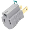 Cord End Grounding Adapter 419Gy 3 To 2 0