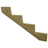 4-Step Trtd Stair Stringer 0