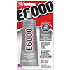 Adhesive E6000 Clear 3.75Oz 230022 0