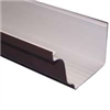 "Gutter Joint Vinyl Brown 5""X10' Style K Ab100 0"