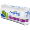 "Insulation-R13 990355 3-1/2X23X93""(193.1 Certainteed,Kraft Faced Batts 0"