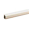 "Wiremold Metal Channel 3/4""X 5' Ivory B-1 0"