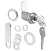 "Cam Lock 1-1/8"" Chrome Finish U9945Ka 0"