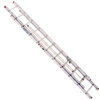 Ladder Extension Aluminum 28' Type-3 200Lb Duty Rated L-2324-28 D1128 0