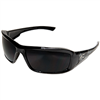 Safety Glasses Brazeau Smoke Lens Black/Skull Frame Xb116-S 0