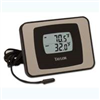 Digital Thermometer W/Clock 0