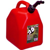 Gas Can 5 Gallon Spillproof Plastic FG4G502/5600 0