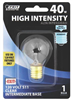 Bulb Hi Intensity 40W S11 Clr Int Base Dimmable Bp40S11N 0