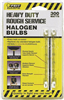 300-Watt Dimmable T3 R7 Base Rough Service Halogen Bulb (2Pk) BPQ300T3/CL/RS/2 0