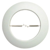 "Recess Light-Trim 8"" Open White Trim Tm12 0"