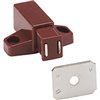 Cabinet Catch Touch Plastic Brown Bp32301Br 0