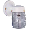 Light Fixture Exterior Wall Jelly Jar White W15Who1-33883L 0