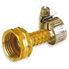 "Hose End Brass Female 1/2"" w/ Clamp Gb934F 0"