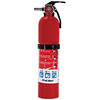 Fire Extinguisher-Home1 Multi Purpose Ul 1A:10-B:C Rechargeable 5.3Lbs 0