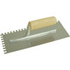 "Adhesive Spreader Trowel 973 1/4"" Square Notch Marshalltown 1/4""X1/4""X1/4"" 0"
