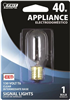 Bulb Appliance Incandescent 40W T8 Clear Intermediate Base Bp40T8N-130 0