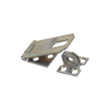 "Hasp 2-1/2"" Safety Zinc   Non Swivel N102-145 0"