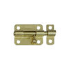 "Barrel Bolt 3"" Brass N151-589 0"