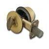 Deadbolt Kwikset Deadbolt Antique Brass Single Cylinder 660Cpus5K2 0