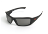 Safety Glasses Brazeau Polarized Black/Smoke Lens Txb236 0