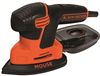 Sander Black & Decker Bdems600 Detail Mouse 1.2A, 14000Rpm 0