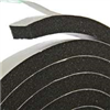 Foam Tape 3/4X7/16X10' Sponge Rubber 06619 0