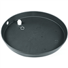 "Water Heater Drain Pan Poly 24"" For Electric Water Heaters Only11360 0"