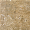 Ceramic Tile*D*Bx 16X16 Travertino Noce 17.22Sq Ft Bx 0