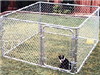 Chain Link Dog Kennel 10'X6'X6' 0