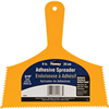"Adhesive Spreader Trowel 8"" 3/16 V Notch 00083 0"