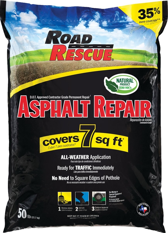 Asphalt Sealant & Repair