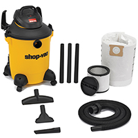 Heavy Duty Vacuums & Accessories