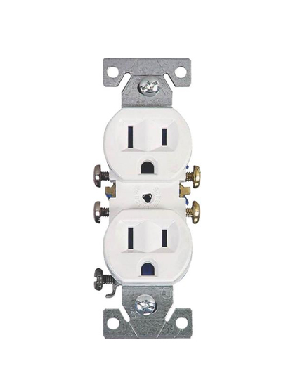 Outlets, Receptacles & Boxes