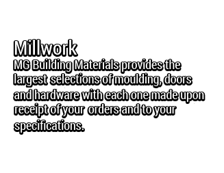 MG Building Materials - Retail & Wholesale at Lowest Price