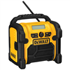 Radio- Dewalt Compact Worksite Dcr018 Powered By 18V Nicad 12V Or 20V Max* 0